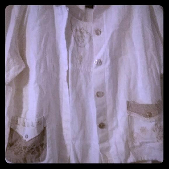 Positive Attitude Dresses & Skirts - Positive Attitude 2 piece sety Maxi dress/jacket